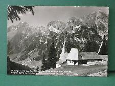 ältere AK St. Magdalena Gschnitz Habicht 3280m Torsäule Tirol Österreich
