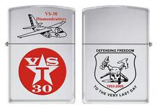 VS-30  Diamondcutters  Zippo MIB DECOM 1953-2005 PC