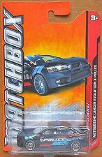 Matchbox Cars Mitsubishi Lancer Evo X 1:64 (2011) NEW