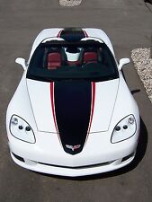 CHEVY CORVETTE C6 SPEEDSTER  GRAPHIC DECAL KIT 2010 2011 2012 STRIPE FACTORY