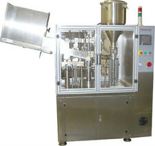 TeleSonic Packaging Automatic Tube Filler and Sealer - Brand New - Stainless