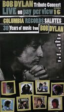 Bob Dylan 1992 Good As I Been To You Original Tribute Promo Poster