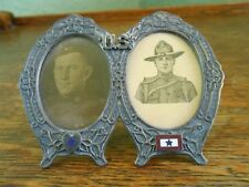 Wwl Metal Photo Frame with Soldier Photo