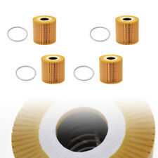 4 Pieces HU 819 X Engine Oil Filters Fit For Volvo S40 S80 XC90 Great Quality