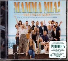 O.S.T - Mamma Mia! Here We Go Again Part 2 Korea Import Sealed New CD