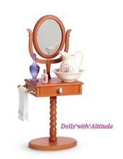American Girl Marie-Grace Cecile Vanity & Accessories Bathroom COMPLETE NEW