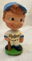 VINTAGE 1960s MLB LOS ANGELES DODGERS BASEBALL BOBBLEHEAD NODDER BOBBLE HEAD