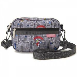 LeSportsac Hello Kitty My Melody Mini Shoulder Bag Purse Pochette Japan H2146
