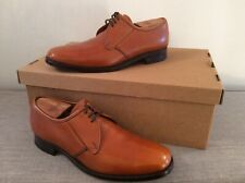 CHEANEY 'SUPER HAMPTON' - VINTAGE DERBY - 9EE - TAN CALF LEATHER - LOVELY SHOES.
