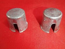 2 PC BATTERY POST LEAD SHIM CAP Heavy-Duty Top CABLE END Terminal REPAIR USA