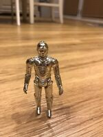 VINTAGE STAR WARS FIGURE C3P0 ORIGINAL 1982
