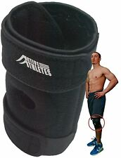 Active Knee Brace: New And Improved Best Open Patella Support for Arthritic, ACL