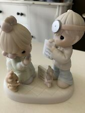 Precious Moments Figurine 20 Years And The Vision Is Still The Same 306843
