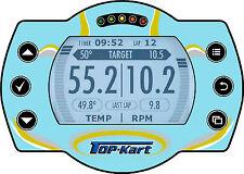 TOP-KART STYLE GEL STICKER FOR UNIPRO UniGo - KARTING