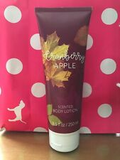Cranberry Apple Scented Body Lotion 8.5 fl oz / 250 ml
