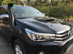 AIRFLOW 4x4 SNORKEL SUITABLE FOR HILUX/REVO 2015 ON 96430194706