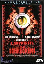 Eyeball , the secret Killer , uncut , new , Umberto Lenzi , Labyrinth Schreckens