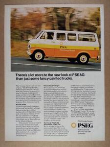 1972 PSE&G Public Service Electric & Gas New Jersey vintage print Ad