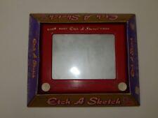 Vintage Etch-A-Sketch Magic Screen with Original Box Ohio Art Classic Toy USA R1