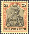 DR, Germania, Mi.Nr. 73, postfrisch echt einwandfrei FB Jäschke-Lantelme BPP