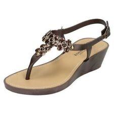 Sandalias con plataforma de mujer talla 36