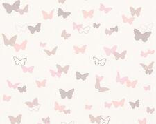 EUR 2,34/qm / Tapete Schmetterlinge Rosa / Esprit Kids 30289-1 / Esprit 302891