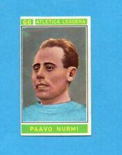 CAMPIONI dello SPORT 1967/68-Figurina n.66- NURMI -ATLETICA L.-Recuperata