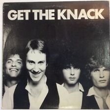 "Get The Knack 33 RPM 12"" Record The Knack 1979 ShopVinyls.com"
