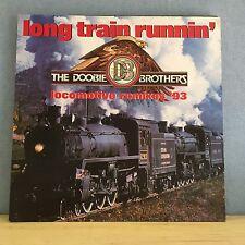 """DOOBIE BROTHERS Long Train Runnin' 1993 UK 12""""  Vinyl Single EXCELLENT CONDITION"""