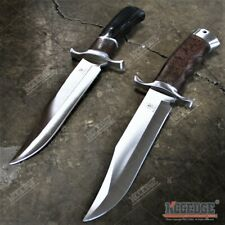 "Buckshot 12"" Fixed Blade Hunting Camping Survival Knife Bowie w/ Sheath"