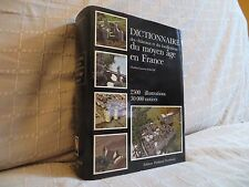 Dictionnaire des châteaux et fortifications du moyen âge en France  par Salch