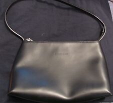BURBERRY BLACK LEATHER  MINI SHOULDER BAG / PURSE from Burberry London
