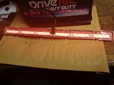 98-04 MERCEDES R170 SLK - HIGH LEVEL BOOT LID BRAKE LIGHT -LED STRIP 1708200556