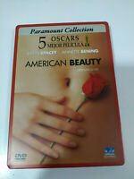 AMERICAN BEAUTY - STEELBOOK - DVD - KEVIN SPACEY - CASTELLANO ENGLISH