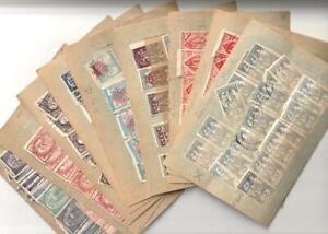 Yugoslavia 1919-1920 Issues for SHS Slovenia, Collection, Accumulation, Stock