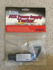 New Antec ATX Power Supply Tester 25W build-in on/off switch
