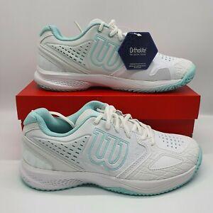 Wilson Kaos Comp 2.0 Women's Tennis Shoes WRS324840 US-8 Black Friday Deals!