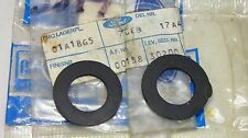 MK1 CAPRI GT RS  GENUINE FORD NOS WIPER PIVOT SHAFT TO COWL TOP SEALS - PAIR