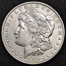 1902-o Morgan Silver Dollar.   B.U.  114742