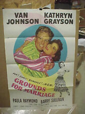 Movie Memorabilia Original US Posters (1950-1959)