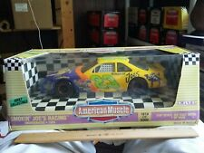 1995 SMOKIN JOES RACING #23 Ford Thunderbird 1:18 Diecast RaceCar 1919/5000 ertl