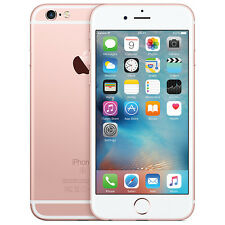 "Apple iPhone 6 S (A1688) 128 GB Rose Oro Smartphone Sbloccato 4.7"" Retina (322238)"