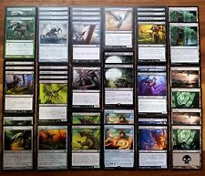 INFECT BLACK * Modern Infect Custom Magic MTG Deck * Wizards of the Coast