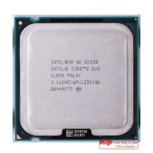 Intel Core 2 Duo E8500 Processor 3.16GHz/1333MHz Socket LGA 775/Socket T CPU 65W