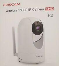 Foscam Wlan IP Überwachungskamera Full HD 1080p Pan & Tilt Zoom Nachtsicht OVP