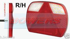 LED AUTOLAMPS EU200R 12V/24V RIGHT HAND SLIM LINE COMBINATION TRAILER LAMP LIGHT
