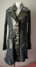 LISSA  PARIS knitted coat cardigan  Women's  size 12 M