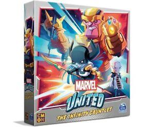 Marvel United: The Infinity Gauntlet KICKSTARTER EXCLUSIVE CMoN