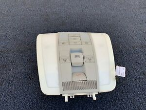 MERCEDES X204 GLK350 GLK250 FRONT INTERIOR ROOF DOME LIGHT LAMP SWITCH OEM