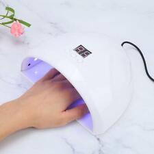 36W UV-Lampe LED Lichthärtungsgerät Nagel Trockner Gel Dryer mit Smart Timer